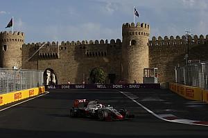 Formula E Son dakika Agag: Bakü Formula E'ye