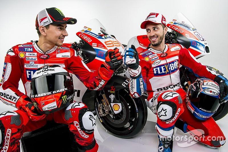 Lorenzo: Dovi mungkin akan lebih cepat dari saya