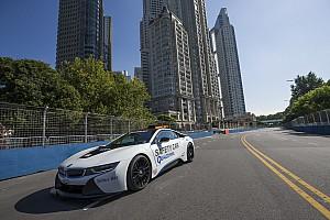 Formula E BRÉKING A BMW is megkapta a gyártói státuszt a Formula E-ben