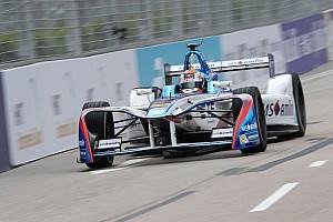 Formel E News BMW begründet die Einschreibung als Hersteller in der Formel E