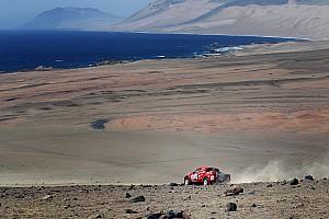Dakar 速報ニュース 【ダカール】2018年のダカールラリーは、ペルーから1月6日にスタート