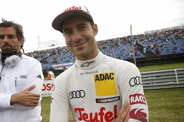 Molina passe en WEC sur une Ferrari Spirit of Race