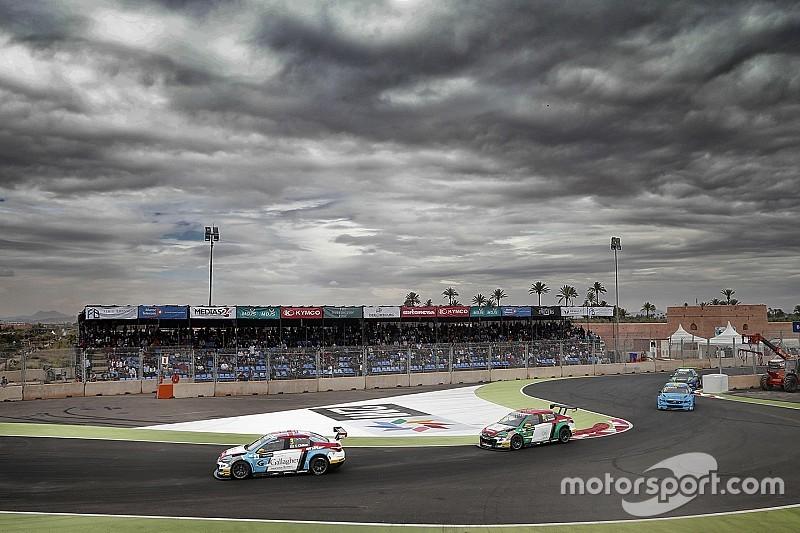 El WTCC no usará la vuelta joker en Marrakech