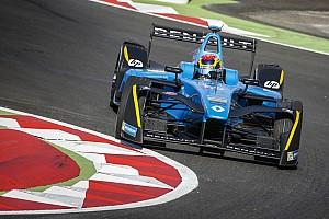 Formule E Résumé d'essais libres EL1 - Buemi avec 0