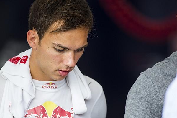 Gasly y su 'lío' con Toro Rosso: