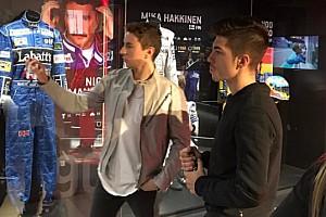 MotoGP Noticias de última hora Maverick visita el museo de los campeones de Jorge Lorenzo