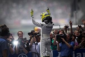 Fórmula 1 Historia GALERÍA:  Rosberg y su primer triunfo de F1 en China