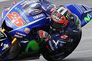 MotoGP Отчет о тренировке Виньялес начал Гран При Аргентины с лучшего времени в тренировке