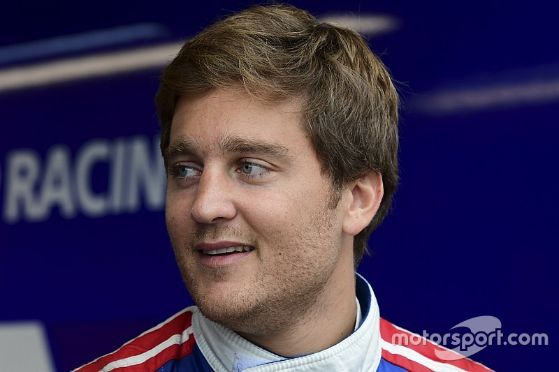 Stefano Coletti in Formula 2 con Campos Racing in Bahrain