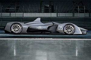 Formula E Noticias de última hora El coche para la quinta temporada de la Fórmula E se probará en octubre