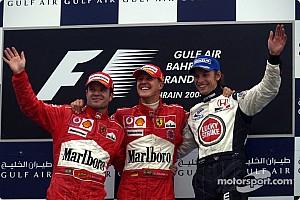 F1 Top List GALERÍA: los ganadores del GP de Bahrein en Sakhir