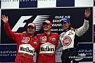 GALERÍA: los ganadores del GP de Bahrein en Sakhir