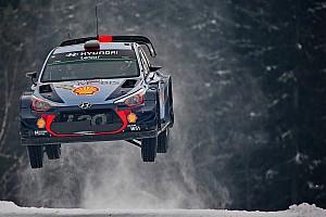 WRC Son dakika FIA etaplara hız sınırı koymayı reddetti