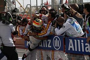 FIA F2 Nostalgia GALERI: Kemenangan perdana Rio Haryanto di GP2