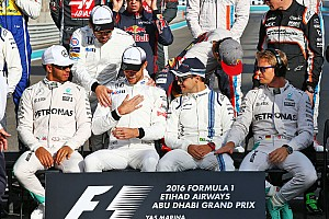 Формула 1 Новость Хэмилтон пожелал Williams и McLaren скорейшего возвращения на вершину