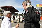 【F1】ロス・ブラウン「私とバーニーの物事の考え方は全く異なる」