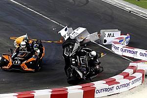 Formula 1 Breaking news Wehrlein tak kapok kembali membalap di Race of Champions