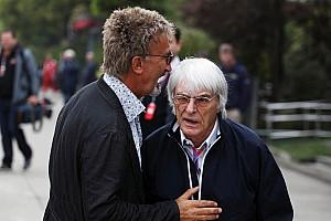 Формула 1 Интервью Экклстоун пришел в эфир Top Gear