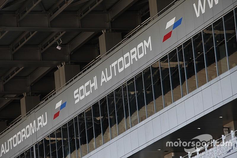Orosz Nagydíj 2017: nem várható eső az F1-es hétvégén