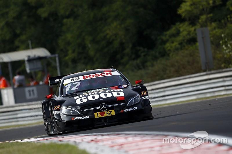 Daniel Juncadella wird Ersatzfahrer bei Mercedes in der DTM