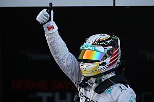 F1 Top List Galería: Dos ganadores, dos 'poleman' y seis podios del GP de Rusia