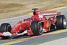 Amikor még a hideg is kiráz: Schumacher V10-es gépe