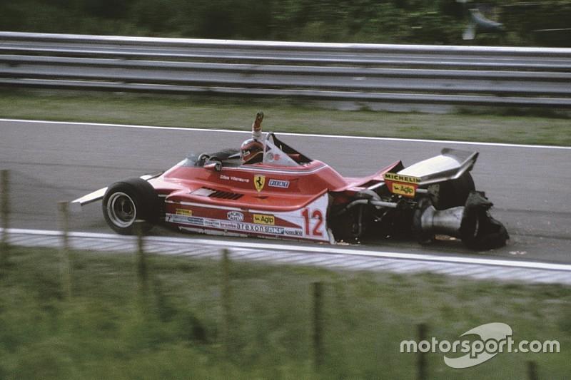 Recuerdan en redes sociales  35 años de la muerte de Gilles Villeneuve