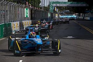 Formule E Actualités La grille de départ de l'ePrix de Monaco