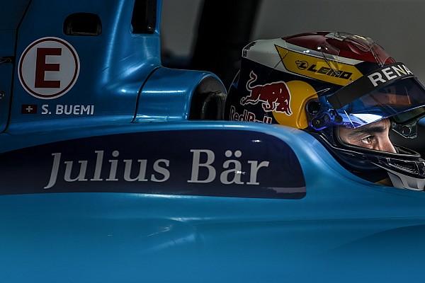 Formel E in Monaco: Sébastien Buemi auf Pole