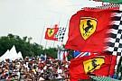 فورمولا 1 فيراري تحافظ على مكانتها كأكثر الفرق شعبية أمام مرسيدس