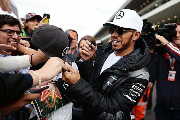 Fórmula 1 Últimas notícias Hamilton chega a nível de popularidade de Schumacher