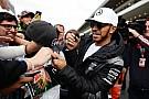 Hamilton chega a nível de popularidade de Schumacher