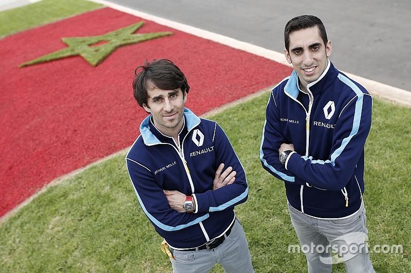 Buemi et Prost rempilent avec Renault e.dams