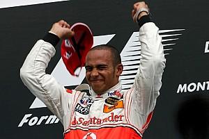 F1 Top List GALERÍA: Hamilton su primera vez en Canadá