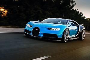 Auto Actualités La première Bugatti Chiron anglaise est arrivée à Londres