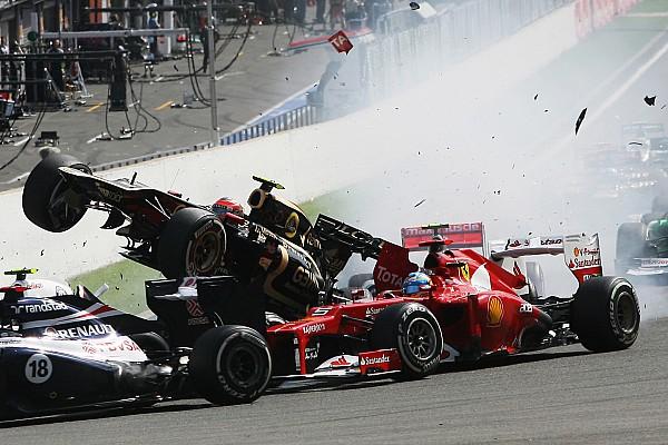 F1 速報ニュース 【F1】サインツに批判集中。マッサ「出場停止に相当するくらい危険」