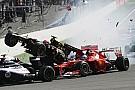 【F1】サインツに批判集中。マッサ「出場停止に相当するくらい危険」