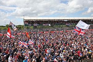F1 Noticias de última hora El GP de Gran Bretaña tendrá cuatro días de actividad en pista