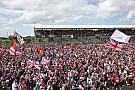 El GP de Gran Bretaña tendrá cuatro días de actividad en pista