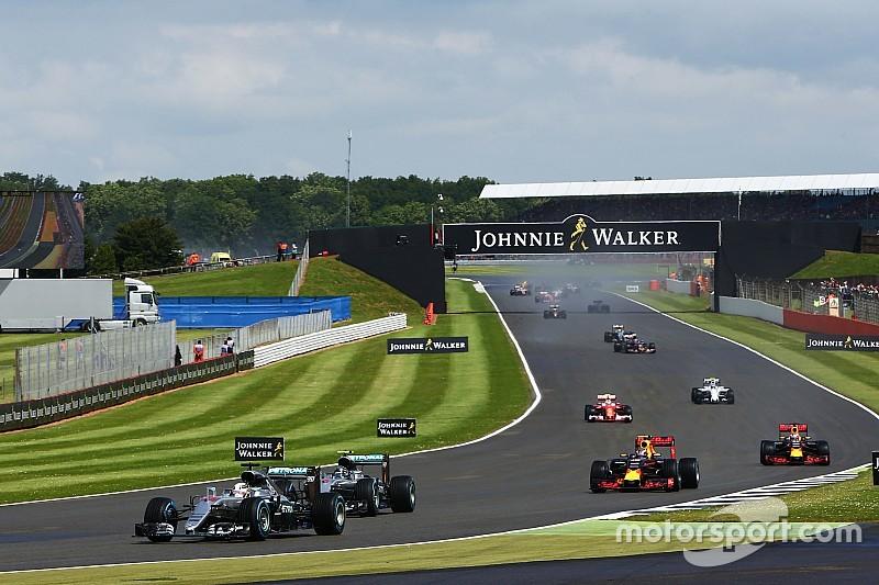 Организаторы британского Гран При подтвердили четырехдневный формат