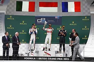 FIA F2 Nostalgia GALERI: Kemenangan terakhir Rio Haryanto di GP2