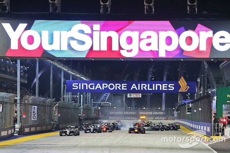 Промоутер Гран Прі Сінгапуру: Нова угода майже готова