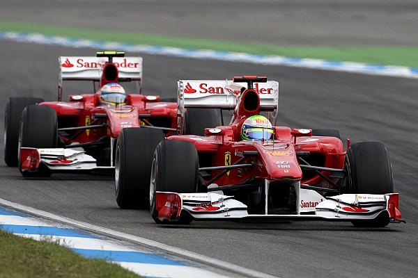 Формула 1 7 років тому: «Феліпе, Фернандо швидше за тебе!»