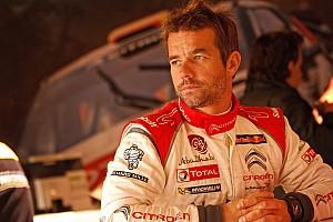 WRC Nieuws Loeb keert terug in WRC voor test met Citroën C3 WRC