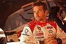 WRC Loeb keert terug in WRC voor test met Citroën C3 WRC