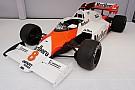 Dennis, hisselerine karşılık McLaren'ın 13 klasik F1 aracını alabilir