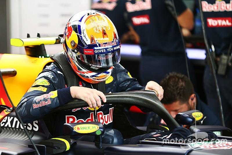 Verstappen se siente frustrado por la decisión del Halo