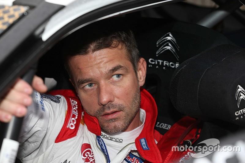 Citroën no descarta que Loeb vuelva al WRC
