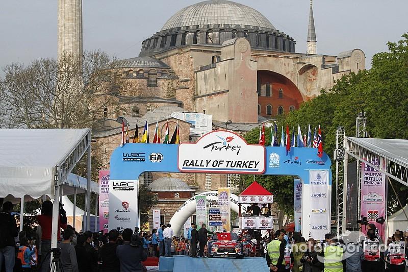 Turkije en Kroatië mogelijk op kalender WRC 2018