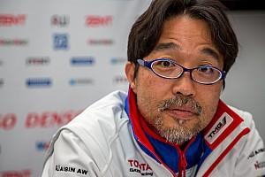 WEC Nieuws Toyota stelt nieuwe autosportbaas aan